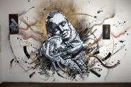 C215 Christian Guemy for Stencil Bastards2 @ Starkart Zürich