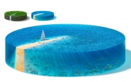 elysium blue-090