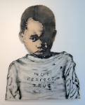 L.E.T Les Enfants Terribles Stencil