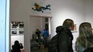 Mir Händs Nötig 2.0 MHN*, 2012 @ Starkart Zürich