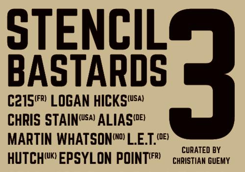 stencil bastards 3 banner