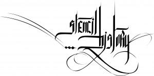 Stencil History X Logo