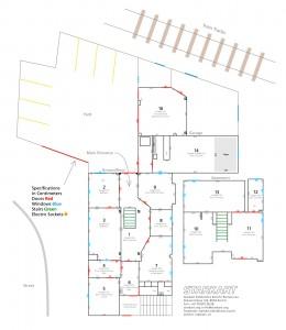Floorplan Starkart