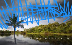 holidaydream3d web flyer